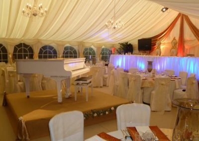 Hire A Piano for Wedding Event