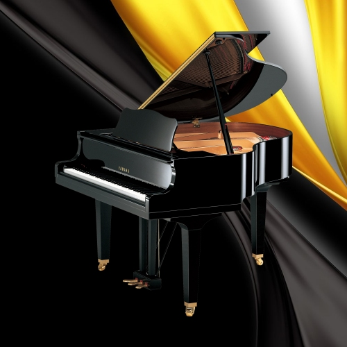 Yamaha GB1 Baby Grand Piano for Hire
