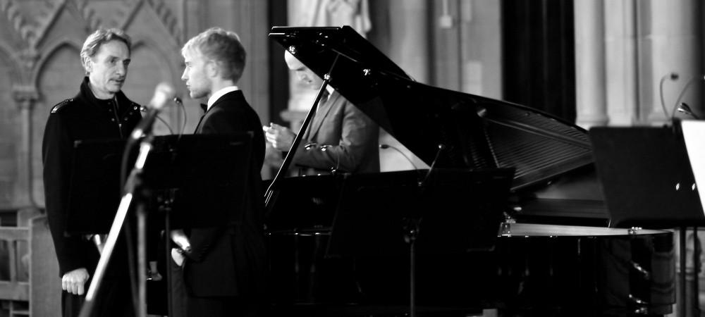 Concert Piano Hire